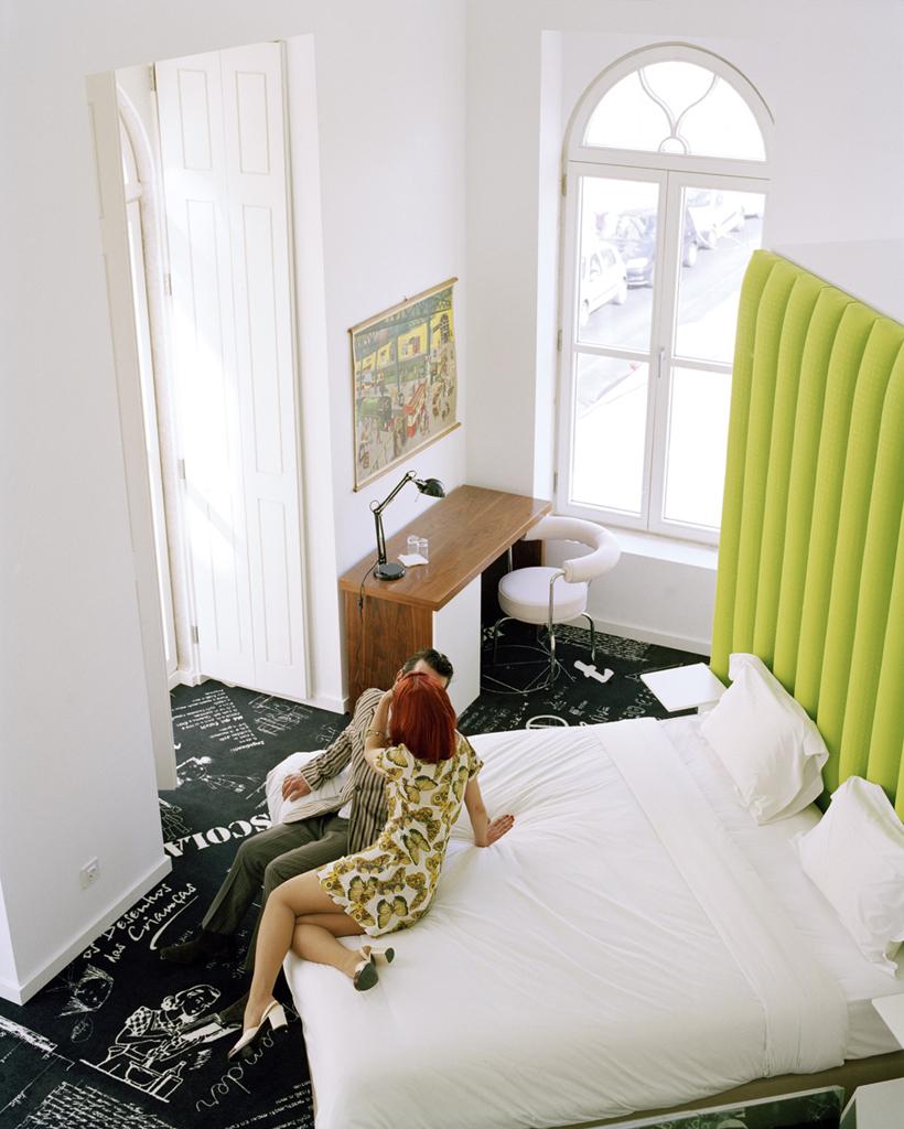 Encuentro Ocasional En Suite De Hotel I (Unexpected Rendezvouz At Hotel Suite I)