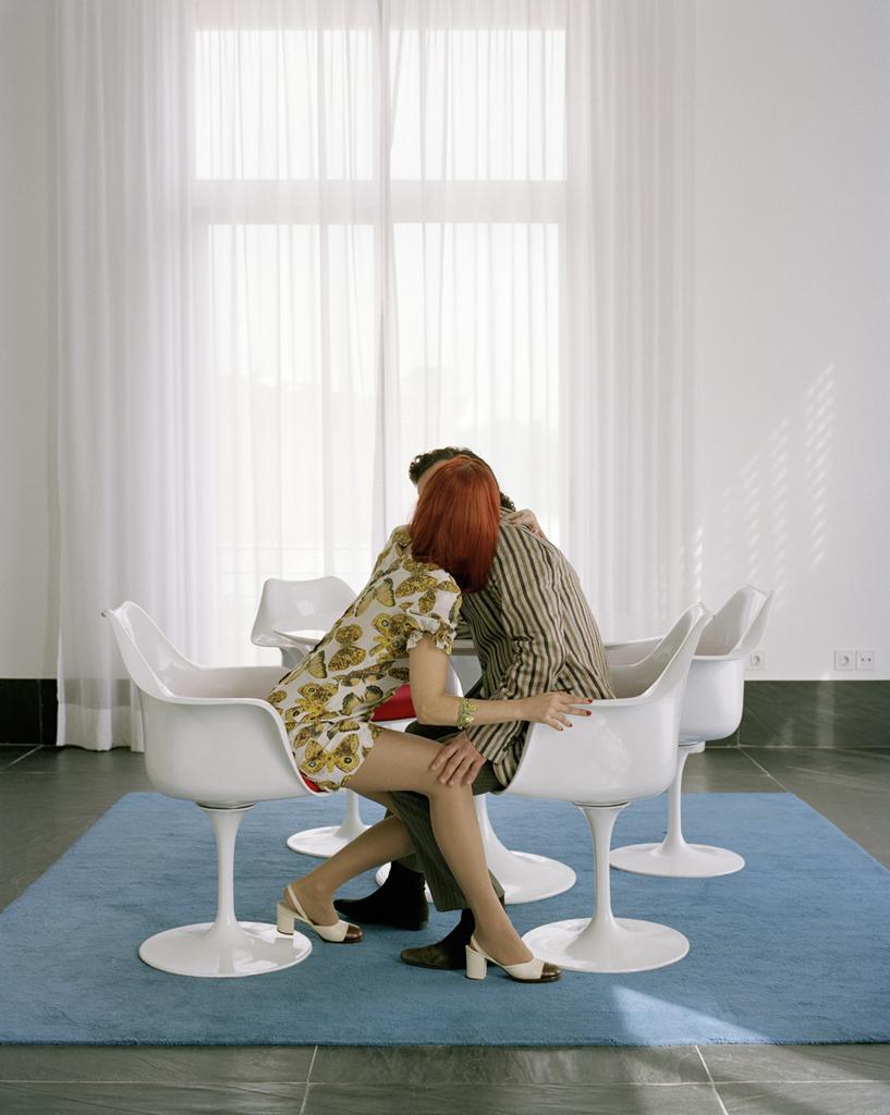 Idilio En Salón (Romance At Lounge)