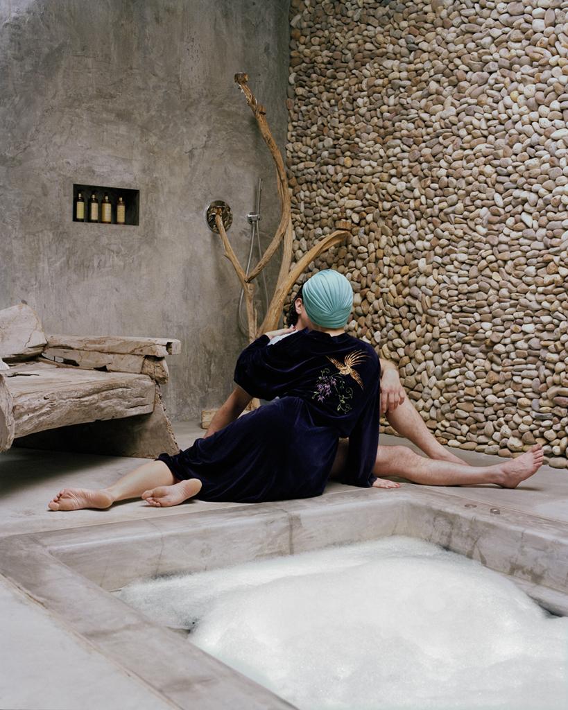 Baño De Espuma (A Bubble Bath)