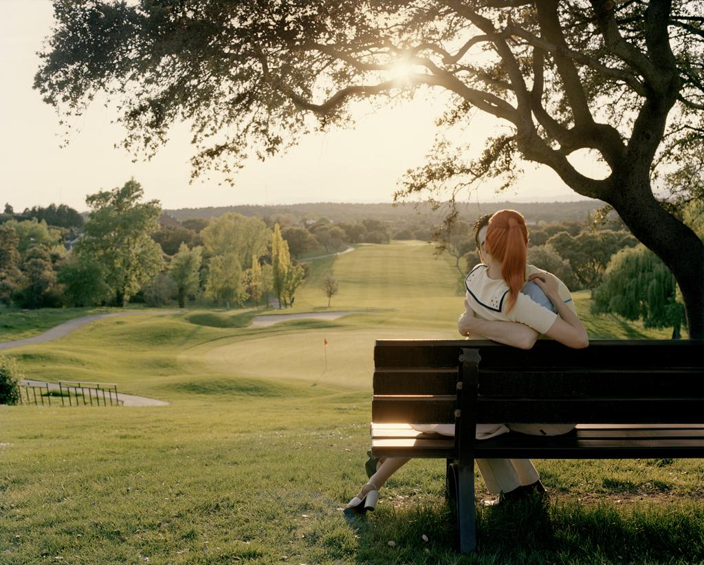 Idilio En Campo De Golf (Romance At Golf Course)