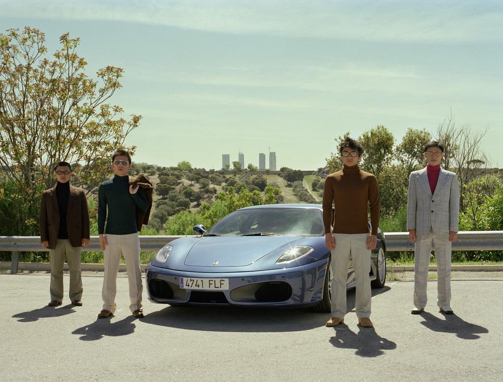 Boys & Cars