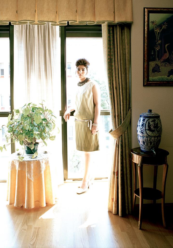 Rima Dahdal en España.