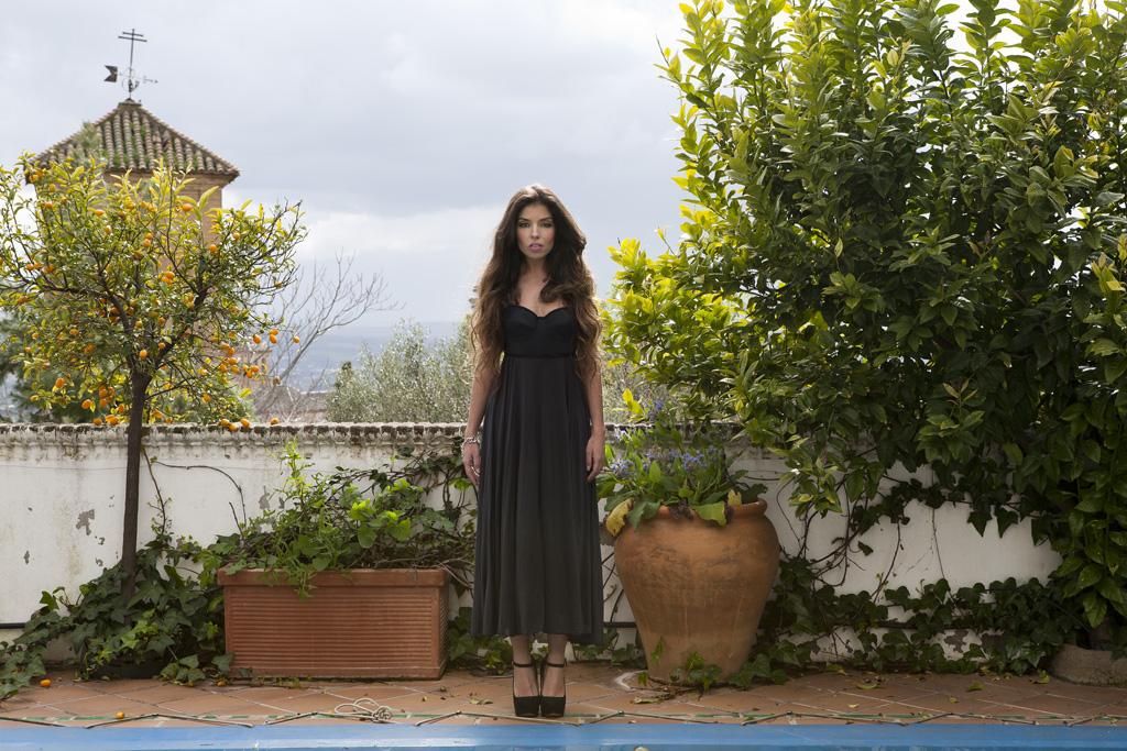 Y Soleá, hija de Morente, se puso al cante (El País Semanal, May 9th 2013)