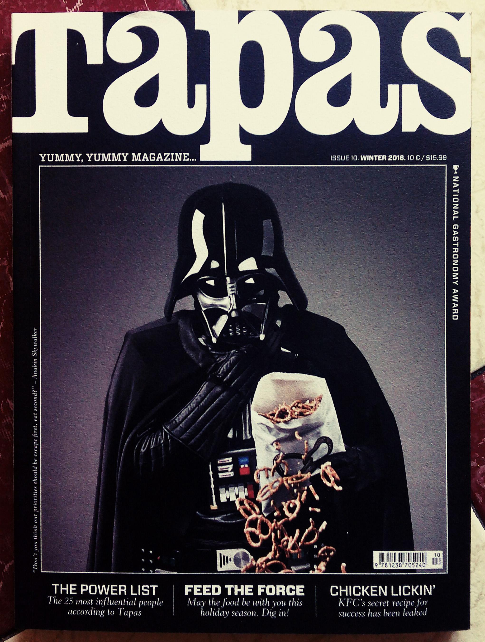 Tapas Magazine 2016